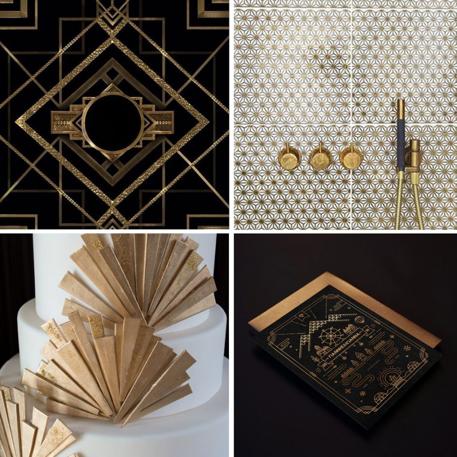 Inspiration Invitation: Art Deco