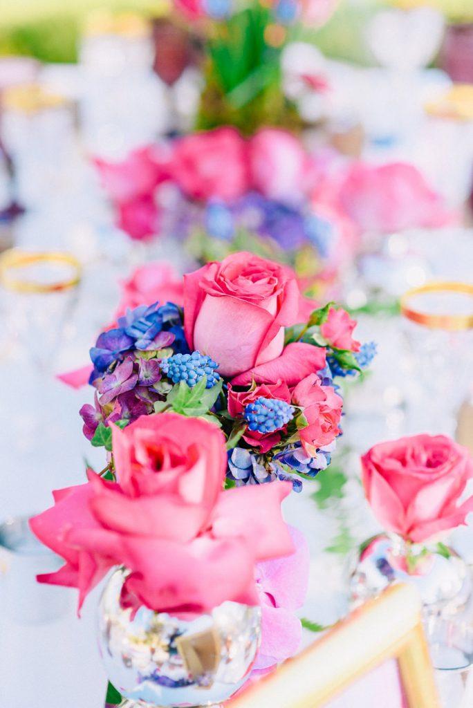Ιδέες για γάμο - Λουλούδια Island Club φωτογράφηση γάμου