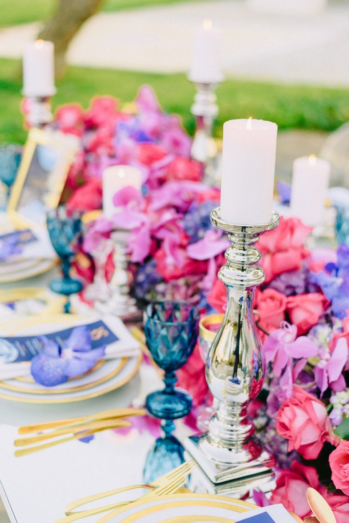 Decoration Ideas Table Candles Styled Shoot Wedding Island Club
