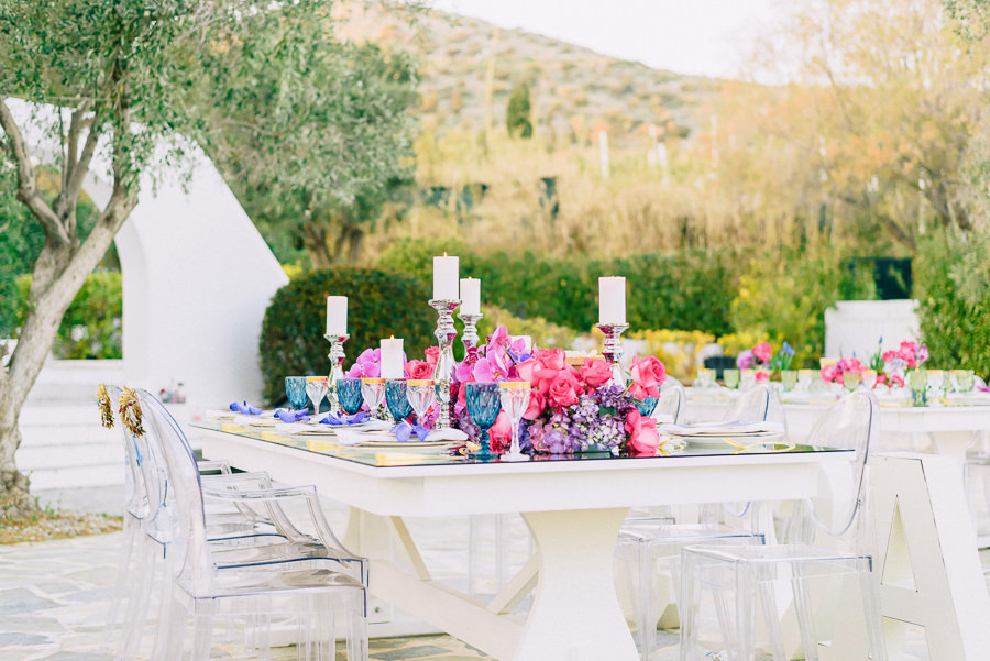 Wedding Inspiration - Beach Wedding Greece