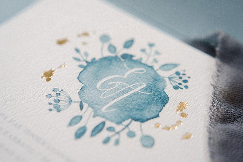 προσκλητήριο γάμου φθινοπωρινό
