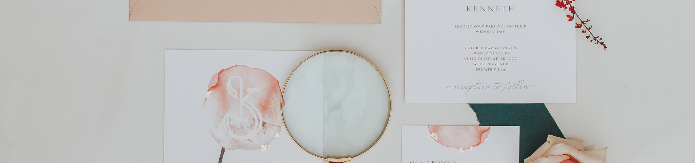 3efbf7b6cb31 Το χρώμα του 2019 – Προσθέστε ζωντάνια   ζεστασιά στο προσκλητήριο γάμου σας