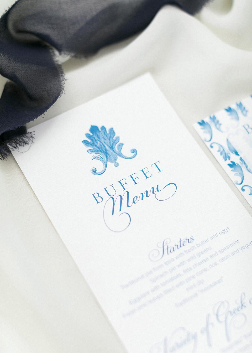 Κλασικό προσκλητήριο γάμου